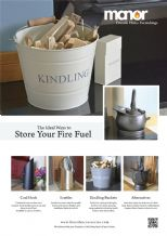 Storing Fuel Poster